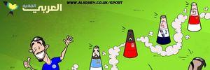 Biếm họa 24h: Tiết lộ lý do Van Gaal và Guus Hiddink cầm hòa nhau