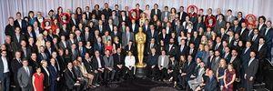 Sao chưng diện dự tiệc khởi động Oscar 2016