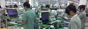 Mỗi ngày lương 1 triệu đồng, công nhân ở lại làm Tết