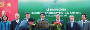 Chủ tịch HNX: Đặt niềm tin vào sự nỗ lực