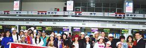 Vietravel đưa hàng ngàn khách du Xuân trong dịp Tết Bính Thân