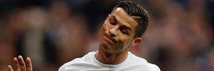 Ronaldo bị tước quyền đá phạt ở Real