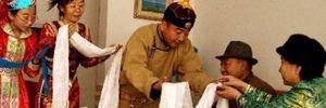 Màu trắng và những điều lạ kỳ trong dịp Tết của người Mông Cổ