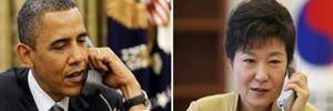 """Triều Tiên phóng tên lửa: Mỹ, Nhật, Hàn """"nóng ruột"""" điện đàm"""