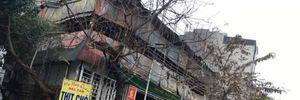 Hà Nội: Cháy lớn thiêu rụi 7 ki ốt ngày mùng 4 tết