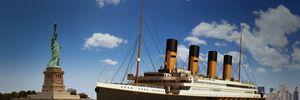 Con tàu huyền thoại Titanic sắp hạ thủy trở lại