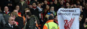 Liverpool không tăng giá vé vì quá sốc trước phản ứng của CĐV
