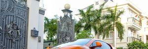 Loạt siêu xe biển đẹp xuống phố Sài Gòn dịp Tết