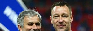 Rộ tin Mourinho mang Terry về M.U