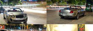 Cặp đôi siêu xe hàng độc xuất hiện trong mùng 3 Tết tại Sài Thành