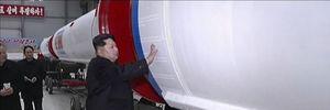 Lãnh đạo Triều Tiên đi chuyên cơ tới giám sát phóng tên lửa