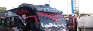 Xe minibus Matatu - Nét văn hóa đặc trưng của người dân Kenya