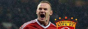 Sang Trung Quốc, Rooney sẽ hưởng lương cao gấp đôi ở M.U