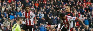 Martial ghi bàn, De Gea phản lưới, Man Utd trắng tay rời sân 'Ánh Sáng'