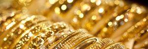 Giá vàng thế giới bất ngờ tăng vọt phiên cuối tuần