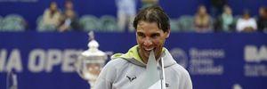 Nadal đang nỗ lực giành lại ngôi vương trên mặt sân đất nện