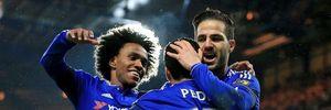 Kết quả bóng đá: Chelsea, Real thắng hủy diệt, Juventus hạ Napoli