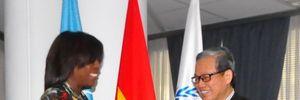 WFP mong muốn thúc đẩy quan hệ đối tác lâu dài với Việt Nam