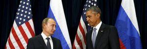 Tổng thống Putin và Obama điện đàm về tình hình tại Syria