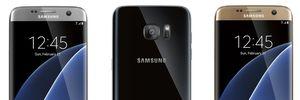 [evleaks] Hình ảnh dựng mặt trước và sau của Samsung Galaxy S7 edge