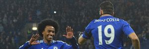 """Chelsea 5-1 Newcastle: """"the Blues"""" đại thắng"""