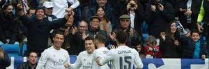 Real Madrid 4- 2 Bilbao : CR7 tỏa sáng