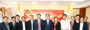 Đồng chí Trần Đại Quang thăm và chúc tết tại Quảng Ninh