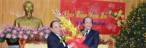 Phó Thủ tướng Chính phủ Nguyễn Xuân Phúc thăm và chúc Tết tỉnh Hà Nam