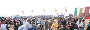 Lễ hội Tịch điền cầu mùa màng bội thu