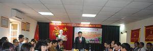 Báo Nông nghiệp Việt Nam gặp mặt đầu xuân