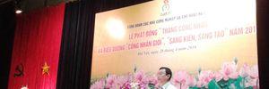 Công nhân Thủ đô hào hứng với phong trào 'Sáng kiến sáng tạo'