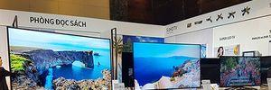 Samsung tung ba mẫu tivi mới nhất giá tới 200 triệu đồng
