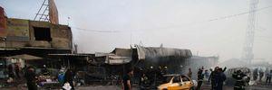 IS nhận tiến hành vụ đánh bom đẫm máu ở Đông Baghdad