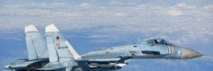 Nga thách thức Mỹ sau vụ chặn chiến đấu cơ trên biển Baltic