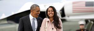 Con gái Obama tiếp bước cha mẹ vào Harvard
