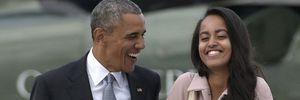 Công chúa nhà Obama chuẩn bị vào Harvard