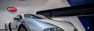 Rao bán siêu xe Bugatti Veyron cũ với giá bằng 3 hòn đảo