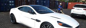 Chi tiết hàng hiếm Aston Martin Vanquish Carbon Edition tại Việt Nam