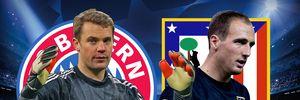 Chấm điểm Bayern vs Atletico: Tiếc cho Hùm xám