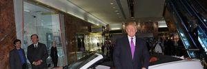 Tỷ phú Donald Trump chuộng xe gì?