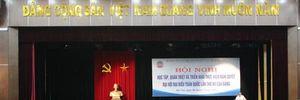 Tổng cục Hải quan tổ chức học tập, quán triệt Nghị quyết Đại hội XII của Đảng