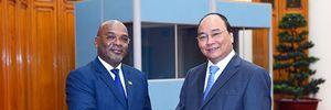 Thủ tướng tiếp Bộ trưởng GTVT và Viễn thông Mozambique