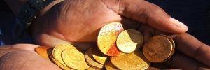 Tàu chất đầy vàng vùi dưới cát sa mạc Namibia