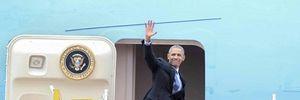 Tổng thống Obama kết thúc chuyến thăm Việt Nam