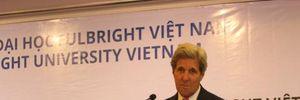 Ngoại trưởng Mỹ John Kerry dự lễ quyết định thành lập ĐH Fulbright Việt Nam