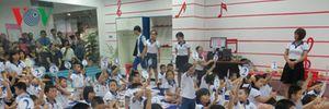 Rung chuông vàng Viva: Sân chơi cho trẻ mầm non vui học tiếng Anh