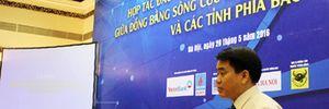 Hà Nội ký hợp tác xúc tiến đầu tư với ĐBSCL và các tỉnh phía Bắc