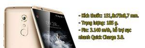 Cận cảnh smartphone thiết kế tuyệt đẹp, RAM 6 GB