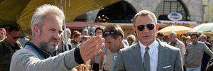 Sau Daniel Craig, đạo diễn Sam Mendes cũng bỏ 'James Bond'