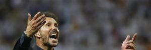 Thua ở chung kết, HLV Simeone cân nhắc tương lai